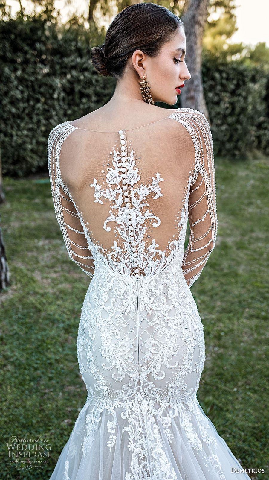 Demetrios Capsule 2020 Wedding Dresses Sophistique Bridal Collection Wedding Inspirasi Wedding Dresses Sweetheart Neckline Wedding Dresses Wedding Dresses Lace [ 1604 x 900 Pixel ]