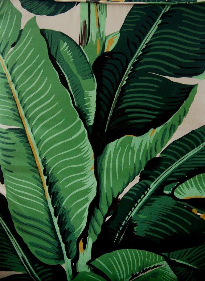 Papel tapiz Beverly Hills Hotel Plantillas de pintura