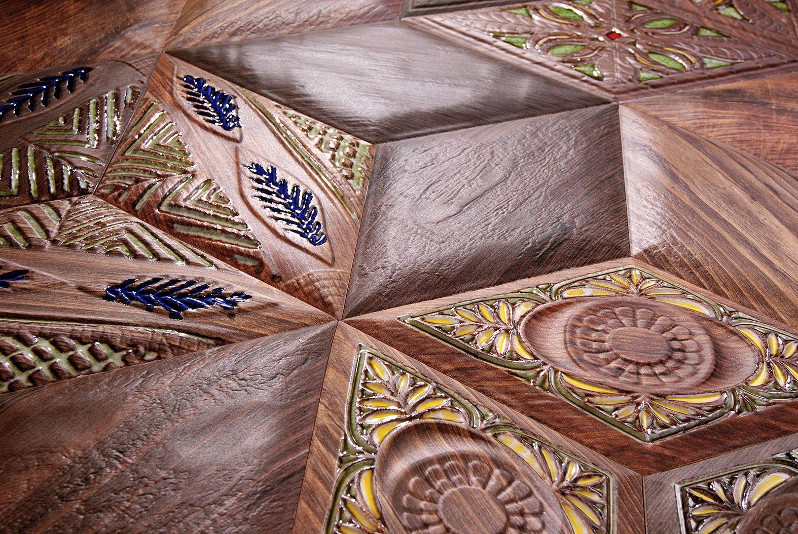 Ceramic Relieff Wood Relieve Ceramico Con Acabado Madera