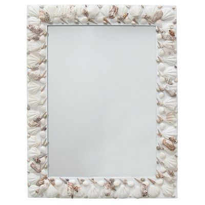 Sonoma Life Style Shell Wall Mirror Kohl S This Is Going To Be Perfect In My Beach