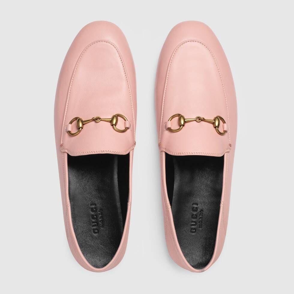 mens pink gucci shoes