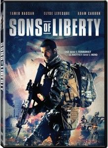 Save $5. on Sons of Liberty on DVD!