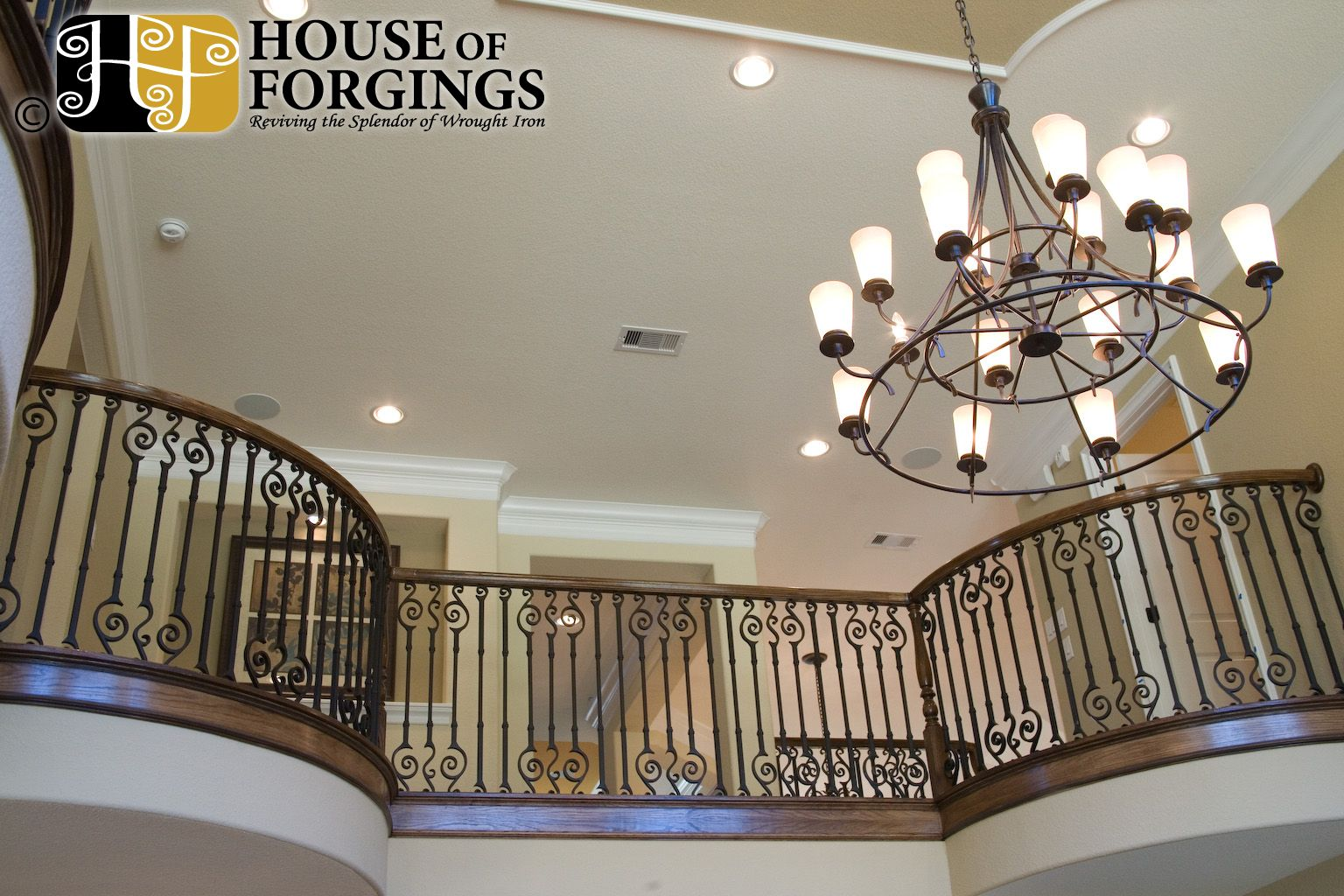 This Staircase Design Was Created Using Endecor Series Baers The Small Spiral 16 7