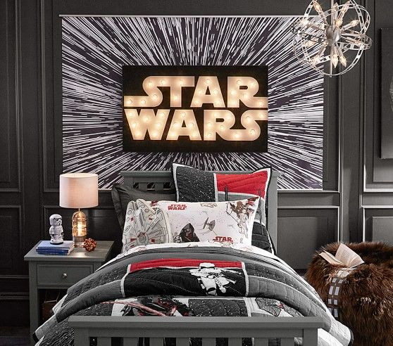 Star Wars ™ Hyperdrive Mural