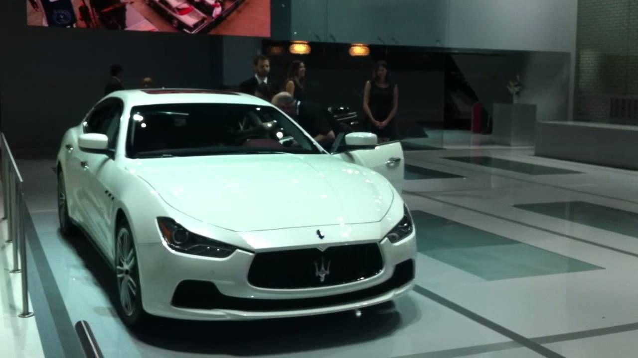 Maserati | LA Auto Show
