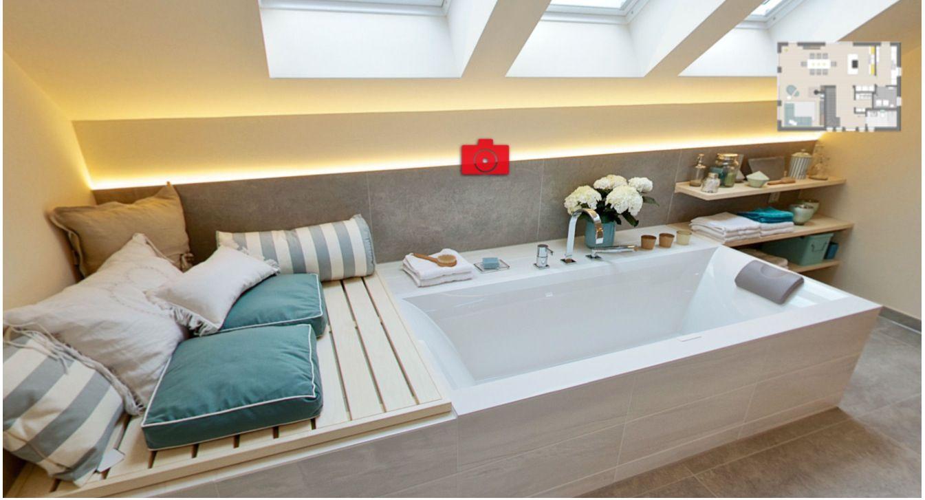 Badewannenidee Neues Badezimmer Wohnen Einrichten Und Wohnen