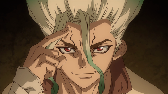 Dr. Stone's Main Character Senku Gets An Adorable