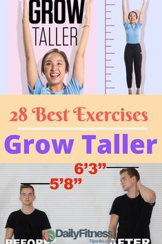 everyone wishes to have a lean body with attractive height
