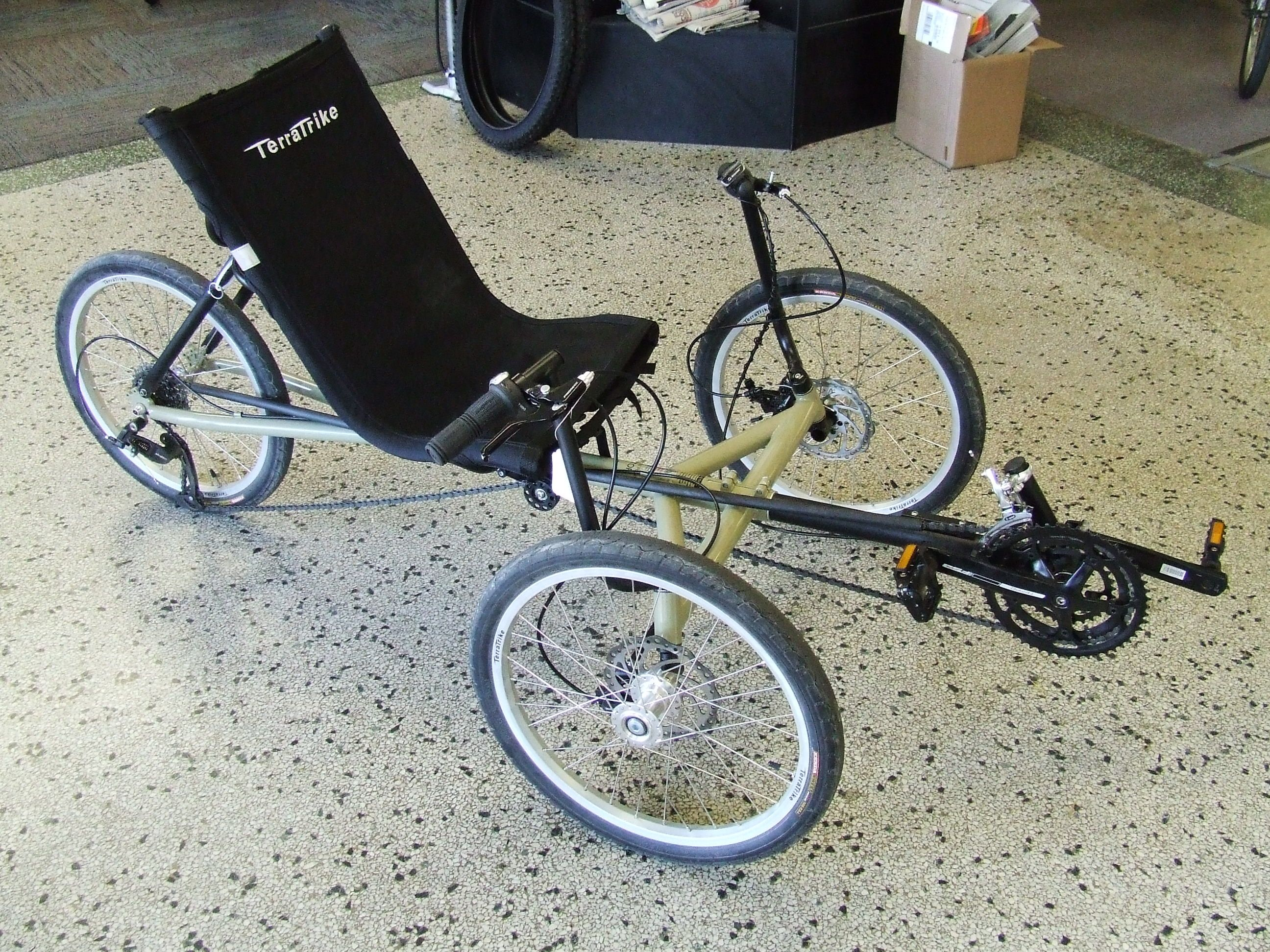 Used Recumbent Tricycles Recumbent Trikes And Quads Recumbent Bicycle Tricycle Trike