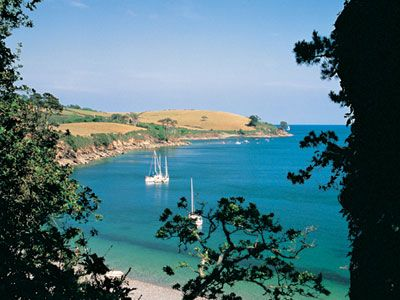 Trebah Beach, Mawnan Smith, Cornwall, - Google Search