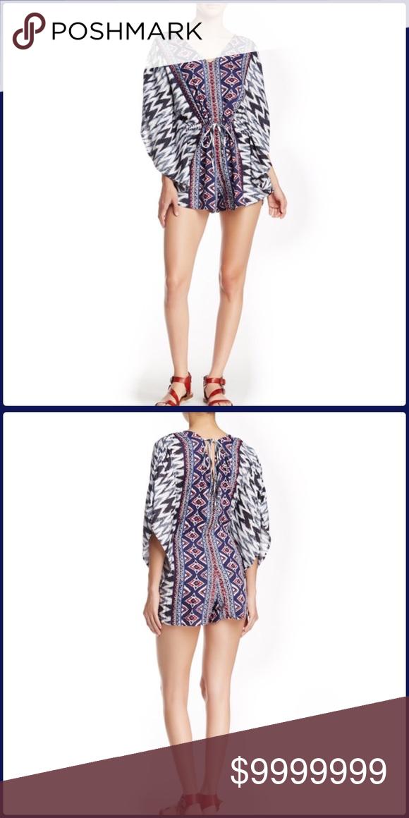 Angie Romper NWT | My Posh Picks | Pinterest | Drawstring waist ...