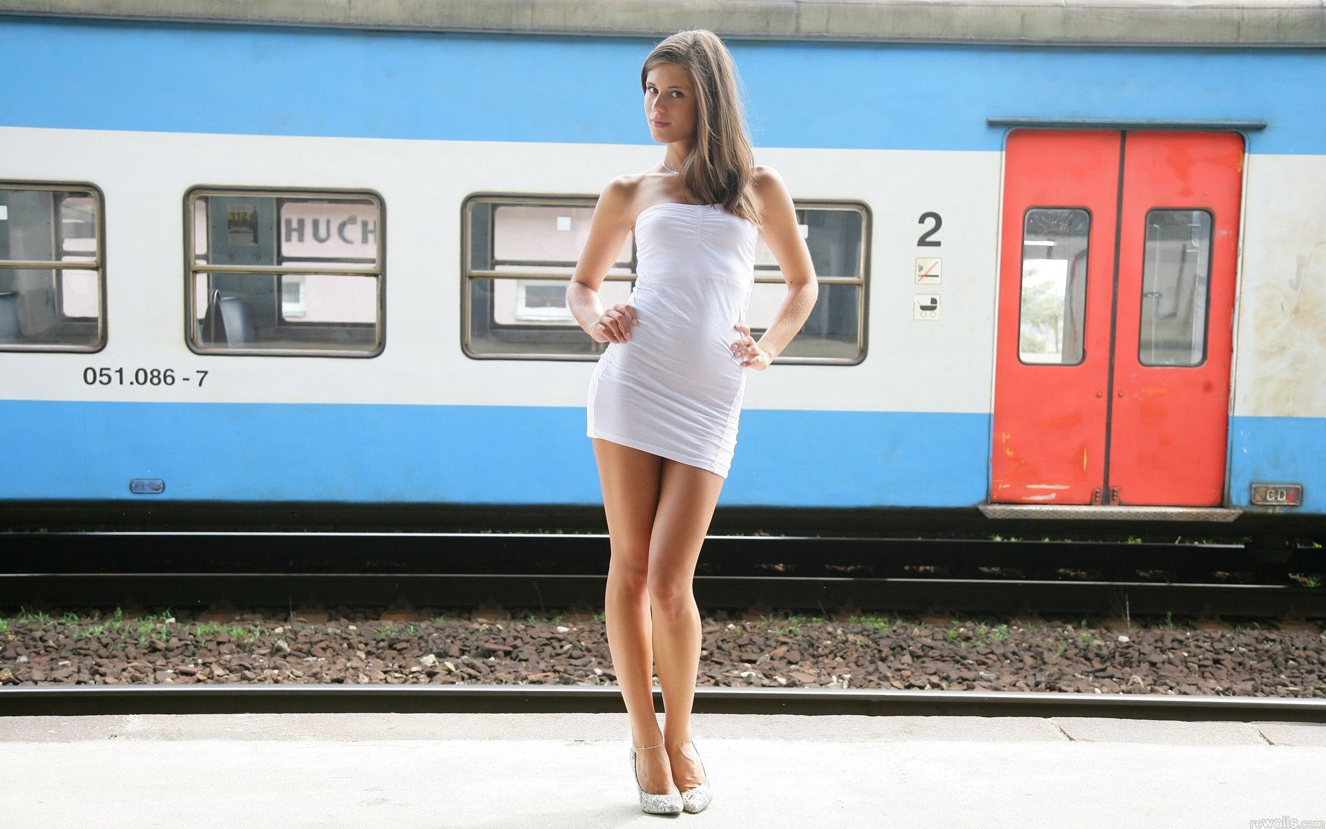 caprice A praha train