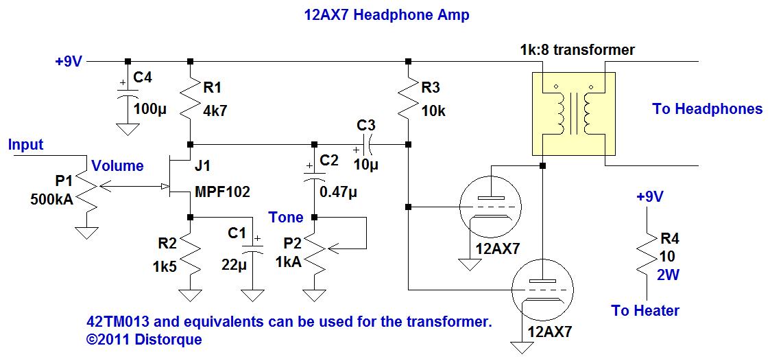 tube amps schematics - Αναζήτηση Google | Circuit diagram ...