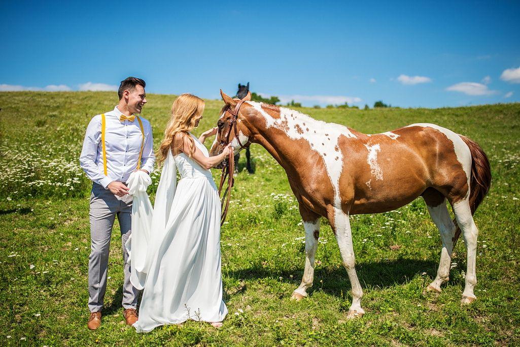 Slniečková svadba pod holým nebom – Aura