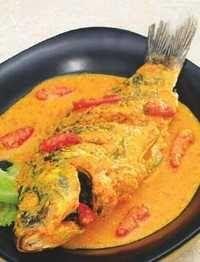 Resep Ikan Mas : resep, Resep, Bumbu, Kuning, Ikan,, Masakan, Indonesia