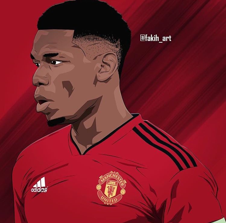 Epingle Par Majin B Sur Manchester Utd Illustration Photos De Football Footeux Fond D Ecran Foot
