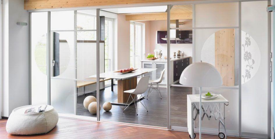 Offene Küche mit Schiebetür abtrennen - bilder offene küche