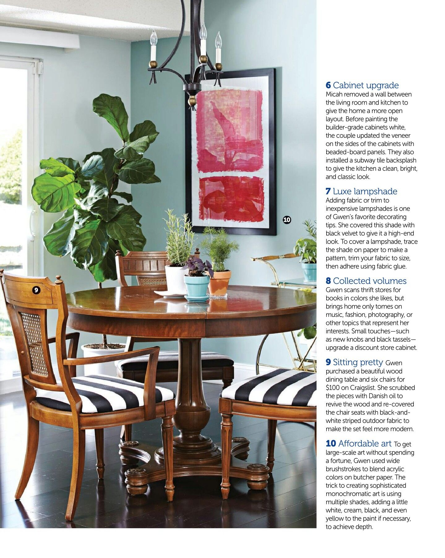 Magnificent Diy Magazine Diy Home Decor 1 Home Decor Decor Dining Dailytribune Chair Design For Home Dailytribuneorg