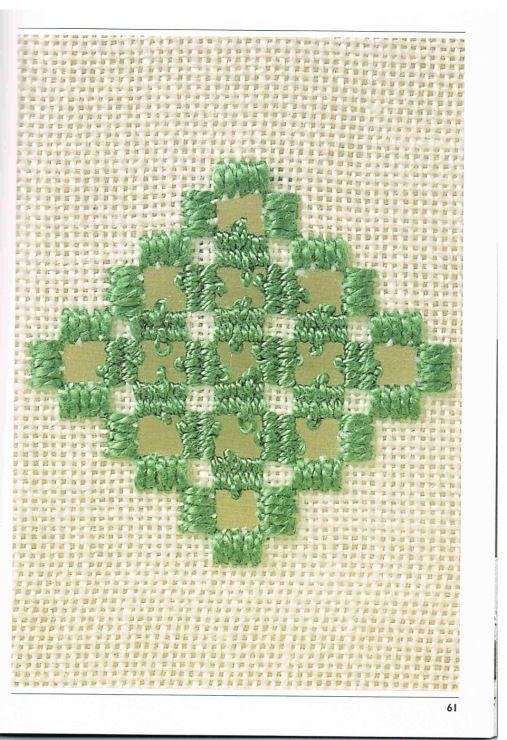 Gallery.ru / Фото #60 - Donatella Ciotti - Hardanger Embroidery - CrossStich