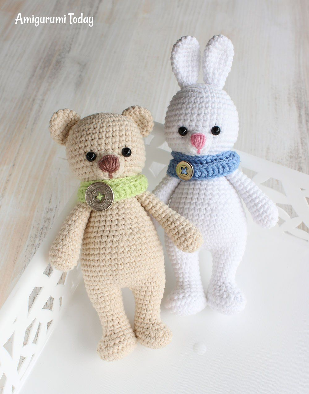 Cuddle Me Bunny amigurumi pattern | Ganchillo | Pinterest | Patrón ...
