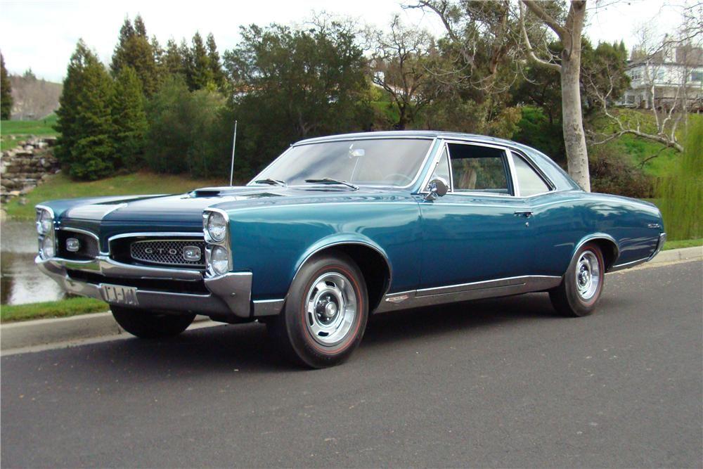 1967 Pontiac Gto 2 Door Post Barrett Jackson Auction Company World S Greatest Collector Car Auctions Pontiac Gto Gto Pontiac