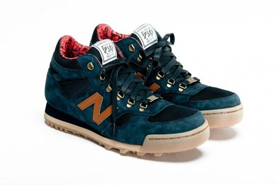 a1fc4fa5b718 Herschel Supply Co. x New Balance - 710 + 420 Sneakers