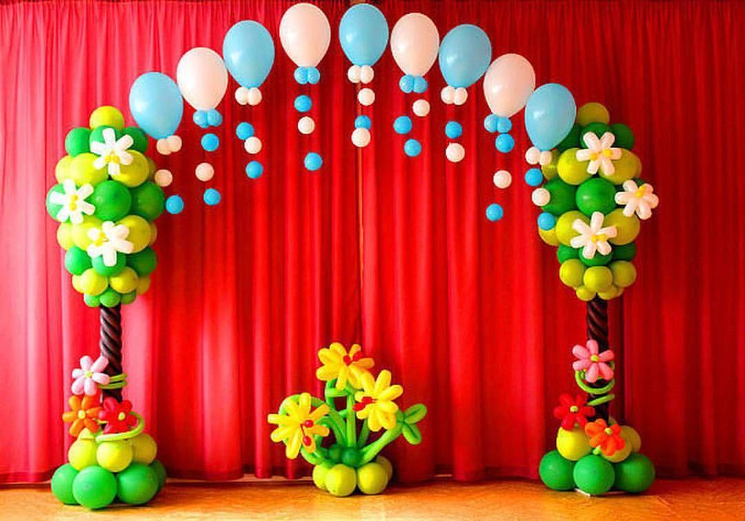 Успей сделать заказ шаров к празднику! Оформление шарами ...