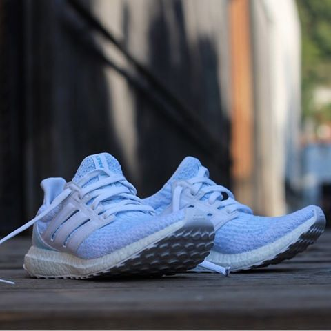 9e552c4c7abd4 2017 adidas Ultra Boost ST Men  s Running Shoes Grey Blue DB0925 For Sale