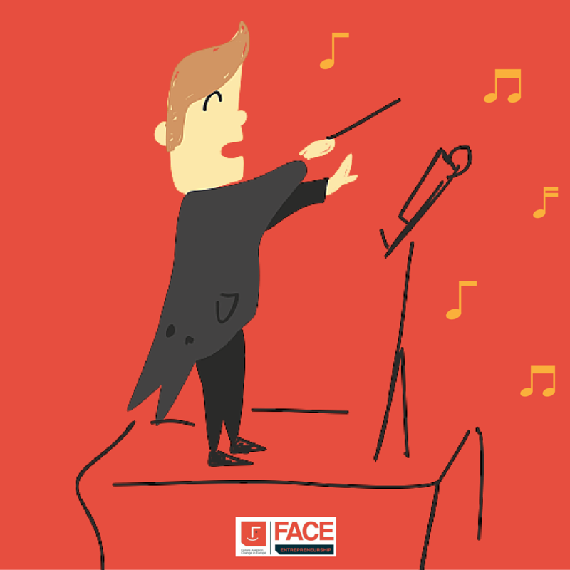 Why a conductor and an entrepreneur are more alike than you think