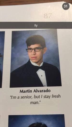 Funny Yearbook Quotes Pinevelyn Wilcox On Yes  Pinterest  Senior Quotes Funny Pics