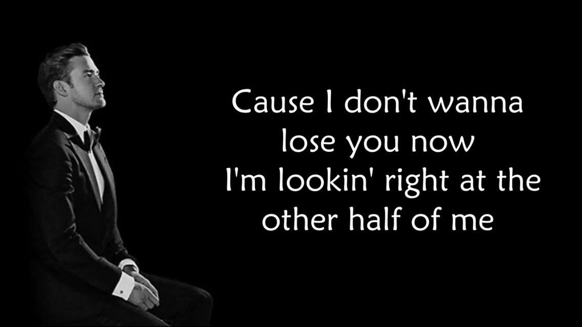 Justin Timberlake - Mirrors song lyric