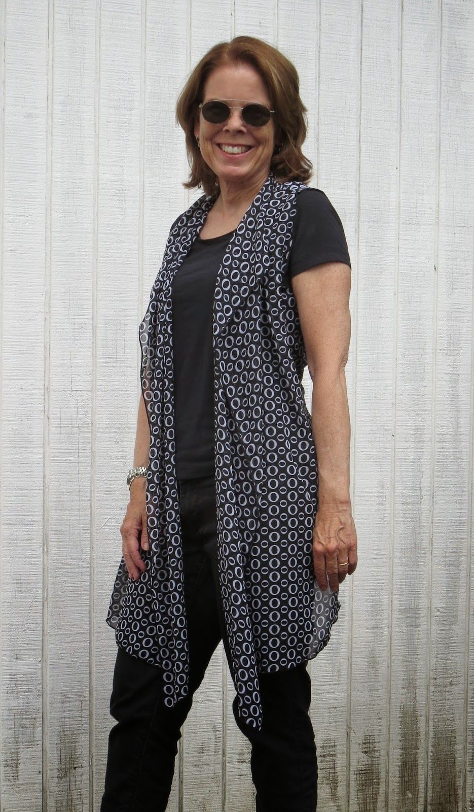 Vest For Women Over 50 Styling Over 50 Fashion Over 50