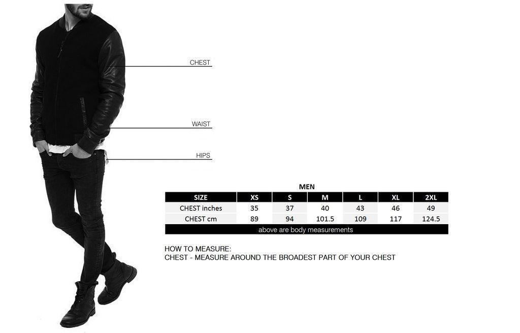 Luxury Mens Suit Size Chart down jackets multi moncler pockets