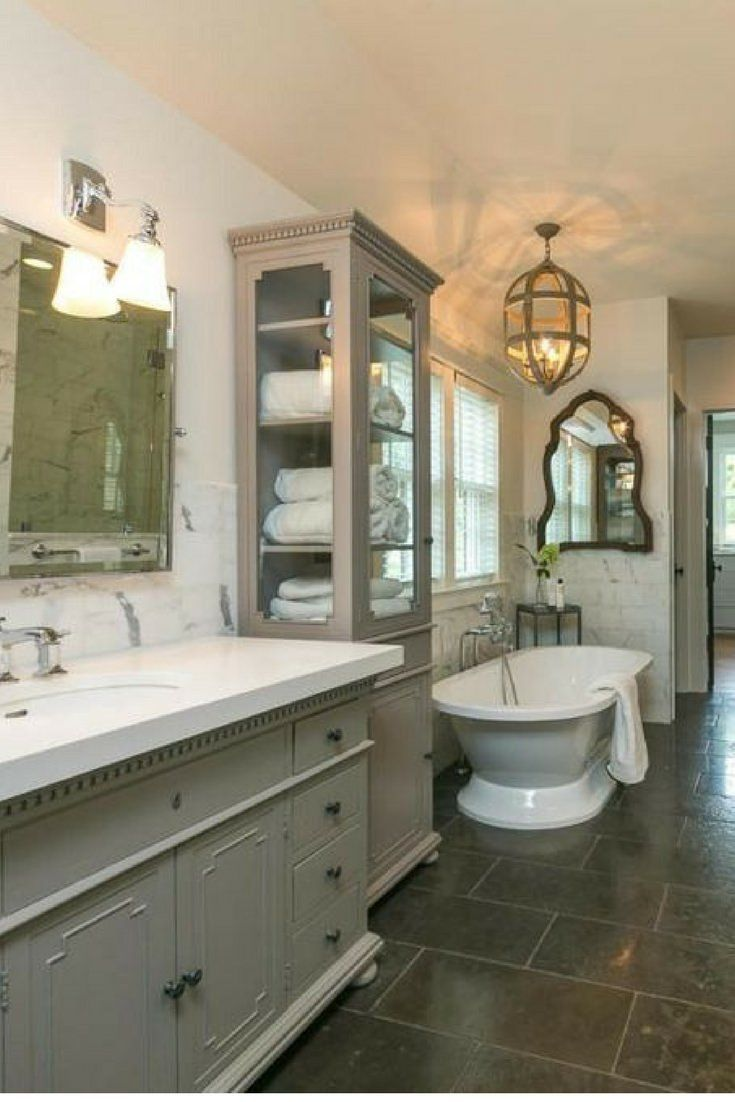 34 Large Luxury Master Bathrooms that Cost a Fortune in 2018 ...