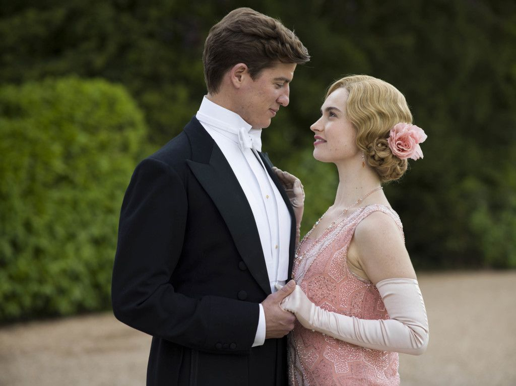 Happy Cousin Rose  http://www.ethical-hedonist.com/downton-abbey-top-ten-join-the-crawley-manor-merriment_9599.html