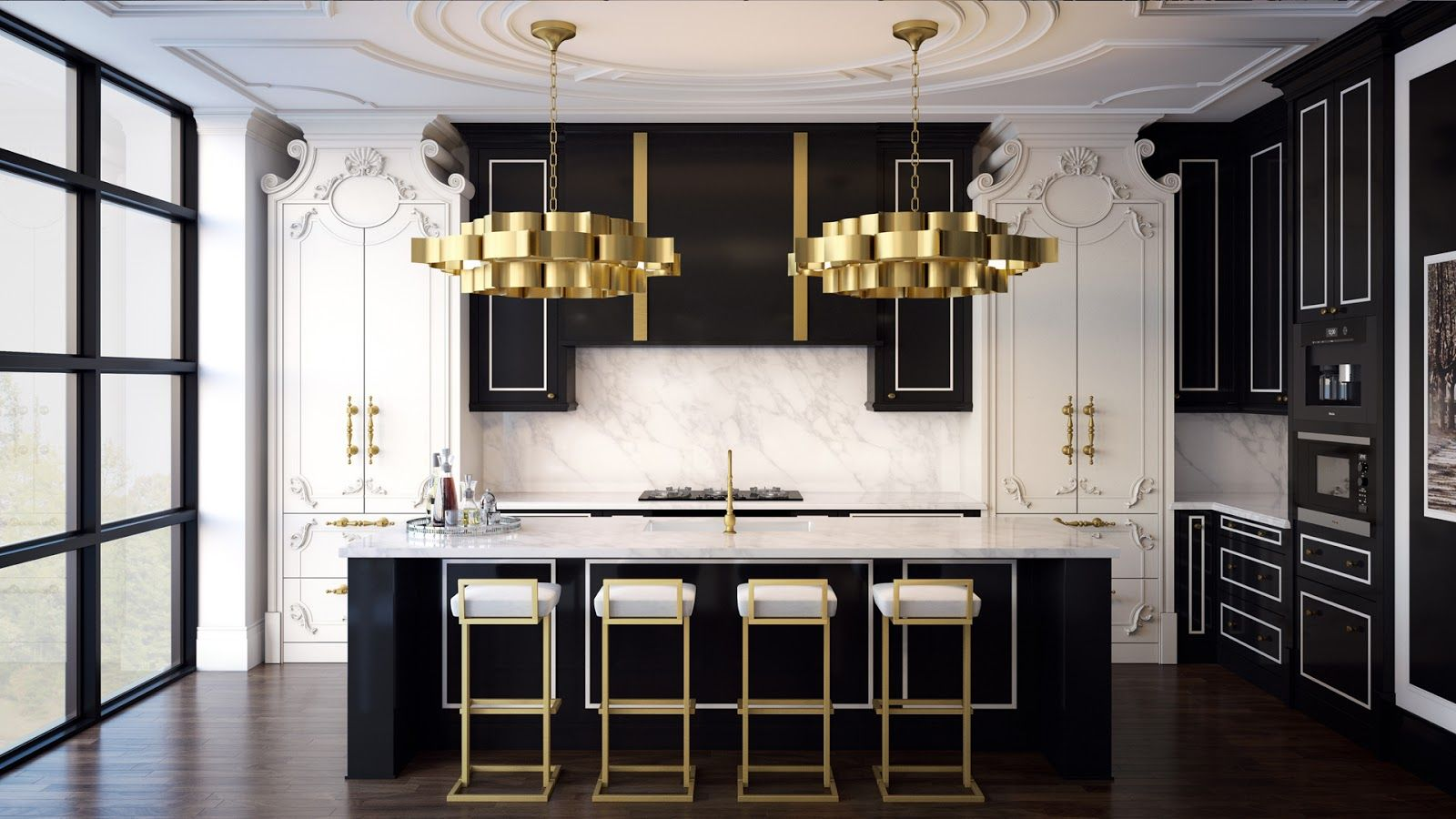 Designer Of The Week July 4th Home Decor Kitchen Luxury