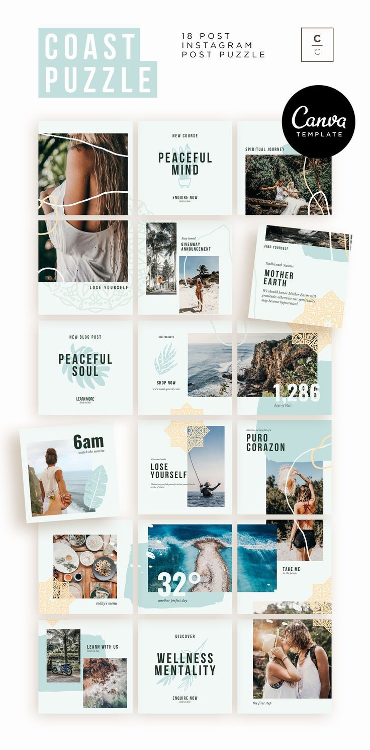 37 Best creative market template for May 2020