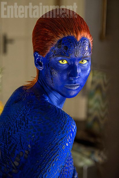 X Men Days Of Future Past Exclusive Photos Jennifer Lawrence X Men X Men Days Of Future Past