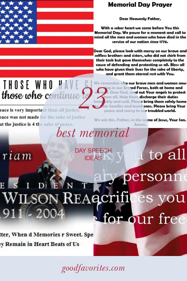 23 Best Memorial Day Speech Ideas Memorial Day Prayer Memorial Day Quotes Memorial Day Thank You