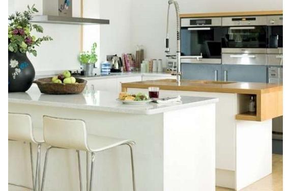 Desayunadores de cocina, el reemplazo de las mesas tradicionales ...