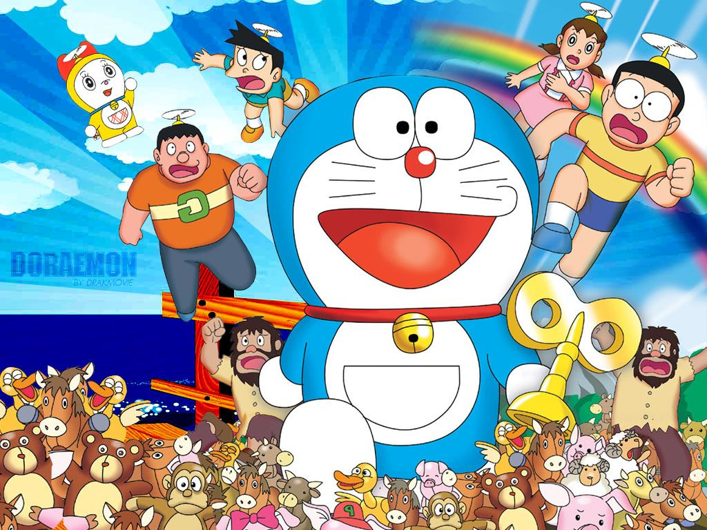 ドラえもん 壁紙 Doraemon Wallpaper 漫画の壁紙 ドラえもん