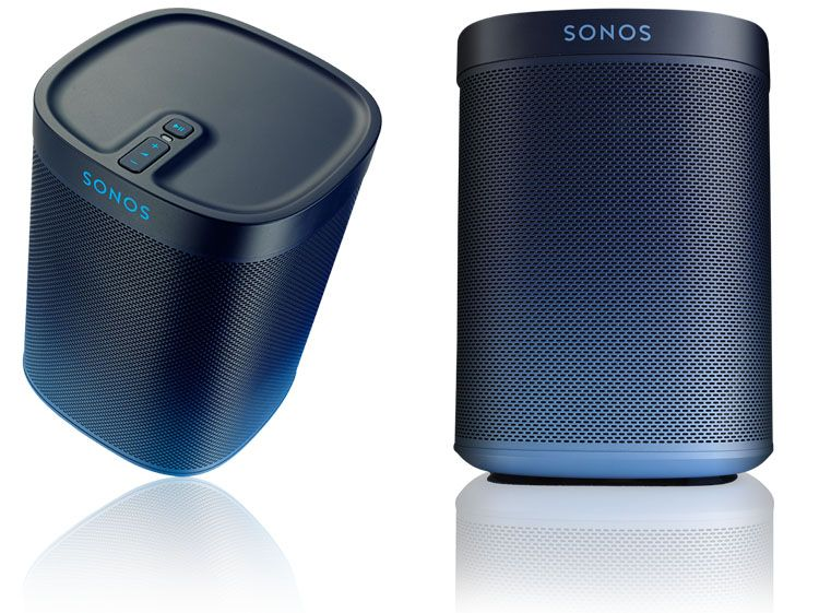 Sonos and Blue Note Records Team Up for a Limited Edition Play:1 Speaker