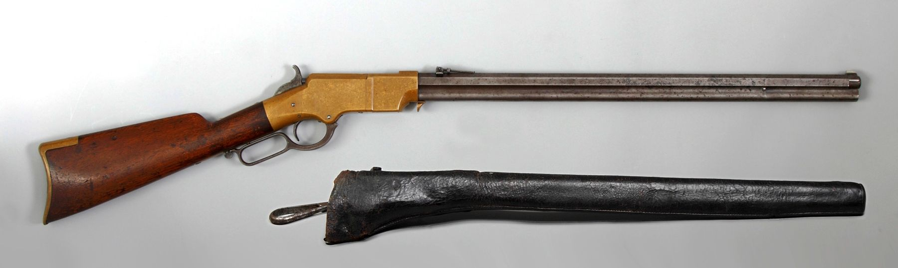 how to clean henry rifle