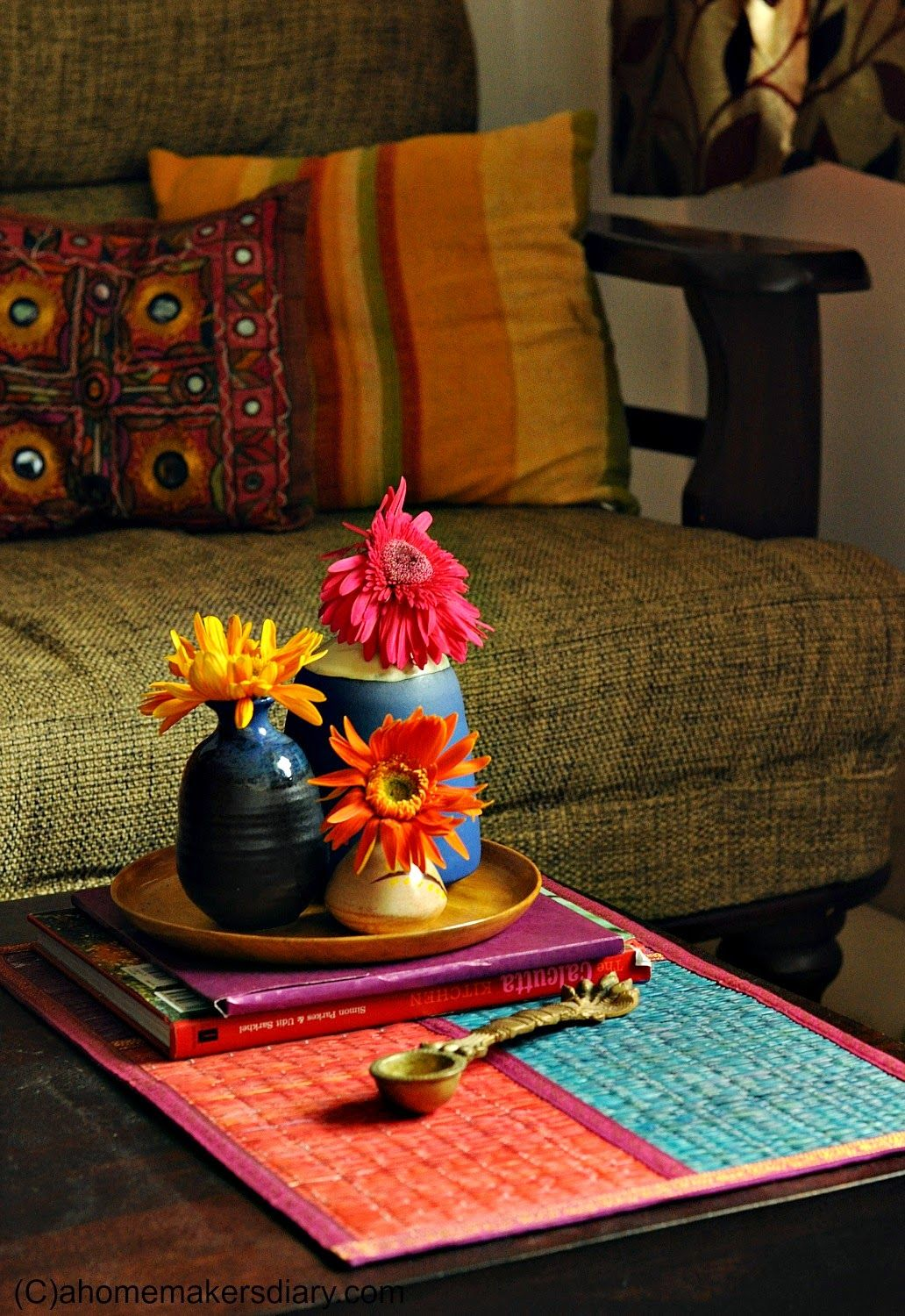 A Homemaker S Diary My Bengali Home Asian Home Decor In