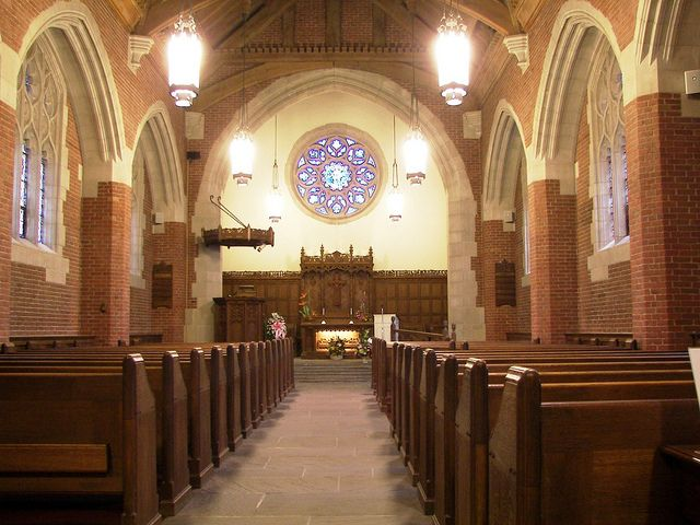 The Chapel At Colgate Divinity School