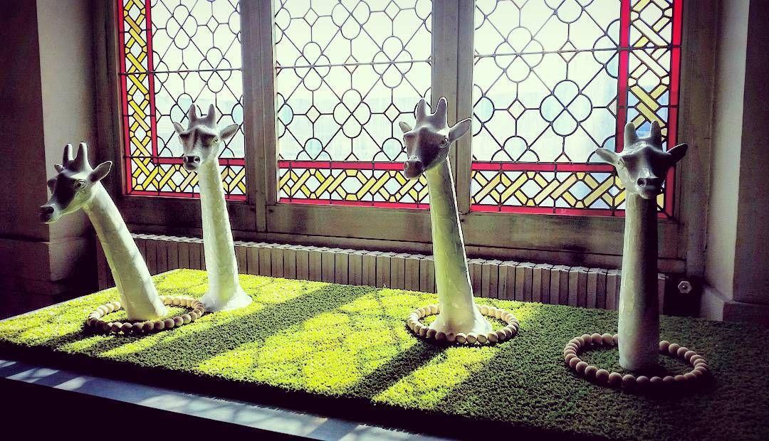 les dames au long cou ulrike weiss 2e prix concours 2012. Black Bedroom Furniture Sets. Home Design Ideas