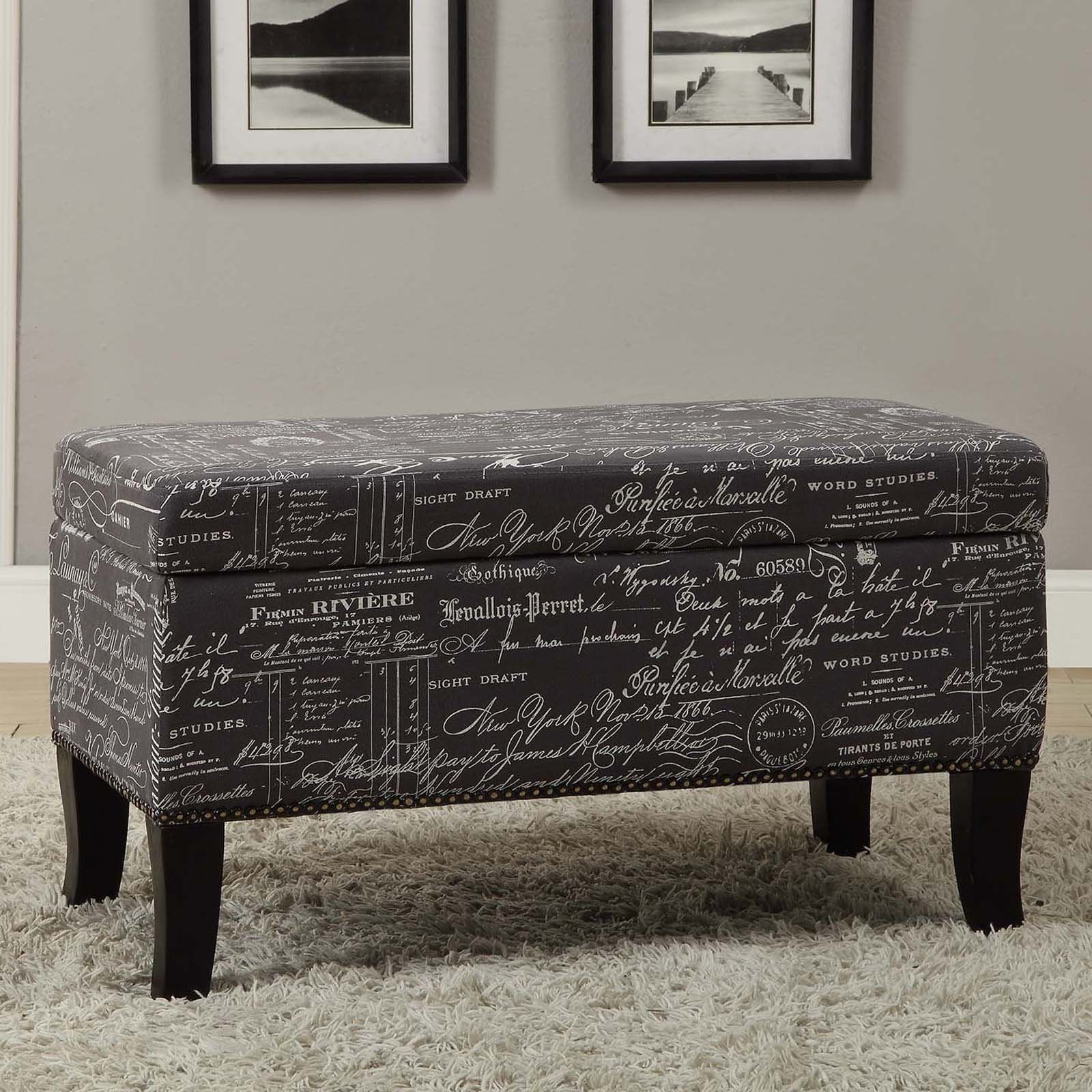 Home With Images Storage Ottoman Storage Ottoman Bench Ottoman