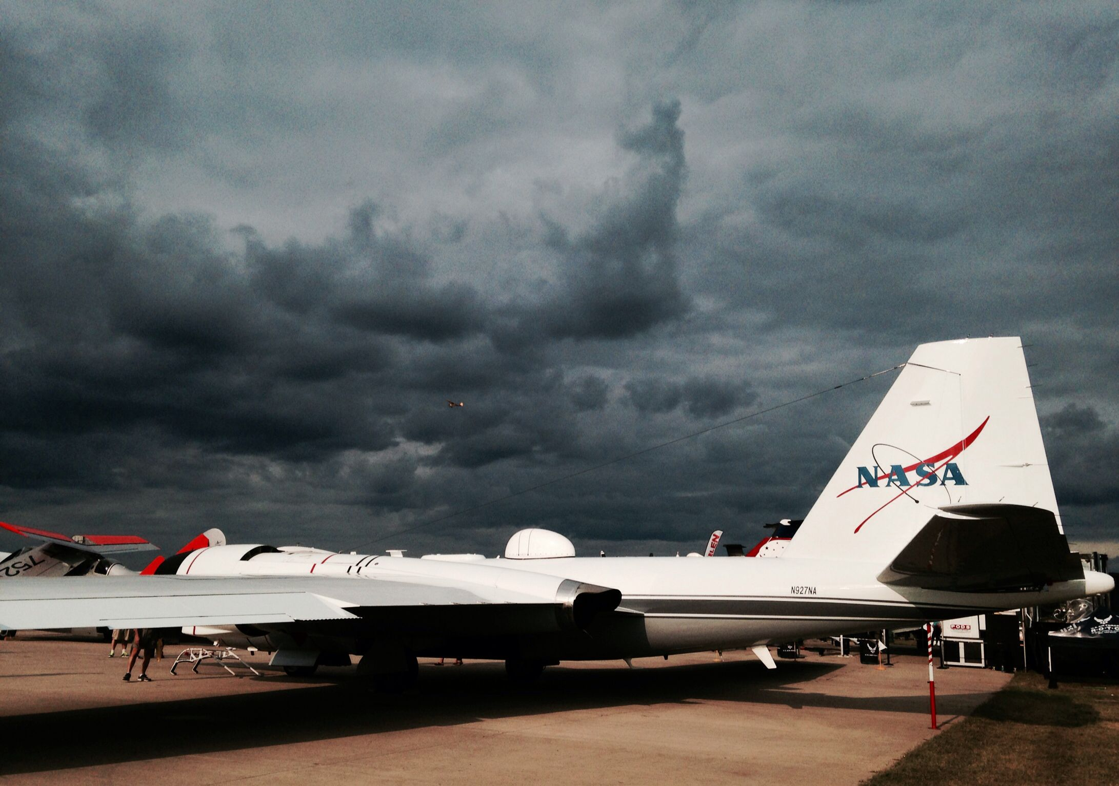 OSH14 Skyscape, Passenger, Passenger jet