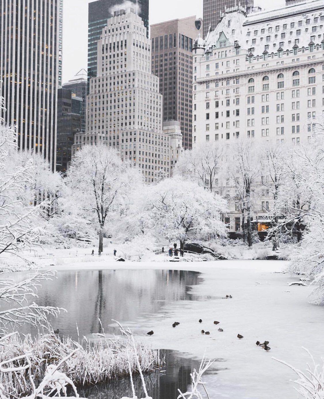 Earth On Twitter New York Christmas New York Wallpaper New York Photography