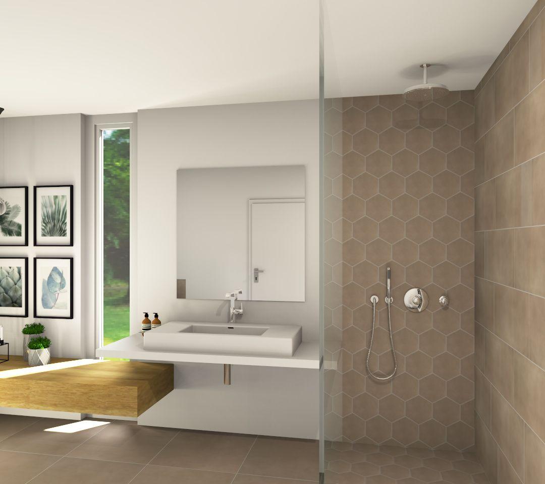 Marazzi Fliese Betonoptik Schwarz Feinsteinzeug Patch Black Ab 16 90 Eur M Fliesen In Betonoptik In 2020 Shower Tile Bathroom Tile Designs Bathroom Interior